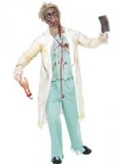 Zombiedoktor Kostüm