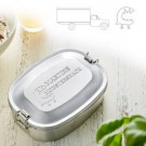 Gravierte Edelstahl Lunchbox für Jungs