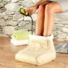 Fuwärmer mit Massage - 2in1
