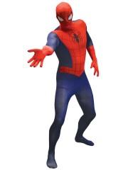 Spiderman Morphsuit Kostüm Medium