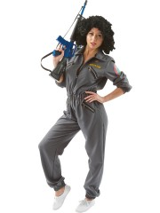 Sci-Fi Heroine Kostüm