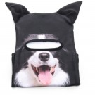 Beardo Hund Sturmhaube