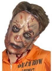 Zombie Flesh Maske
