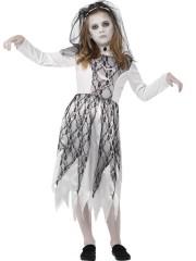 Geisterbraut Kostüm Kinder