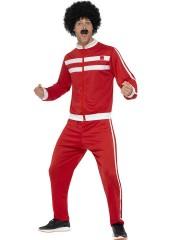 Retro Jogginganzug Kostüm