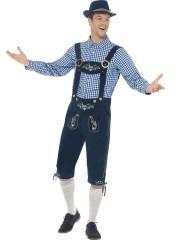 Oktoberfest Rutger Kostüm