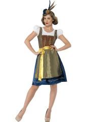 Oktoberfest Heidi Kostüm