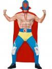 Mexikanischer Wrestler Kostüm