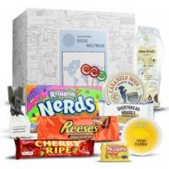 Süße Weltreise - Geschenkbox