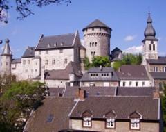 Ritteressen auf Burg Stolberg bei Aachen