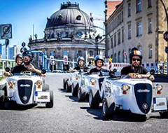 Hotrod Tour durch Berlin