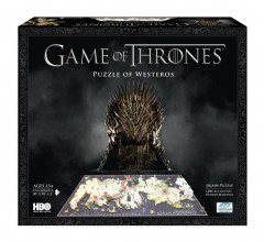 Innovatives 4D Game of Thrones Puzzle