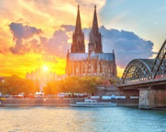 Städtetrip Köln mit Exit Game für 2 Personen