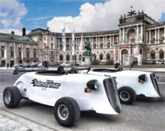 Hot Rod Tour Wien