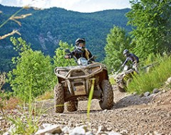 Quad On-  Offroad Tour