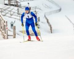 Biathlon Amateur-Wettkampf in Oberhof