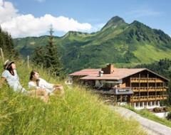 Wahlgutschein Urlaub in den Bergen für 2