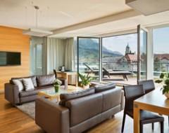 Suite-Übernachtung in Innsbruck für 2 Personen