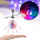 selbstfliegender LED-Ball mit Sensoren