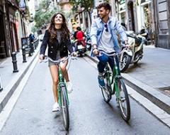 Kurzurlaub Wien mit Leihfahrrädern für 2 Personen