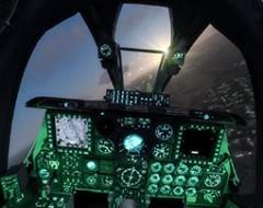 A-10 Thunderbolt Kampfjet Simulator in Köln