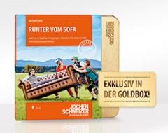 Erlebnis-Box Runter vom Sofa