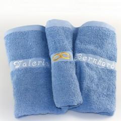 besticktes Handtuch für Verheiratete