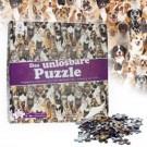 Puzzle mit Hunde- und Katzenmotiv - 500 Teile