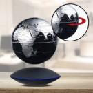 schwebender Globus als stylisches Dekoelement