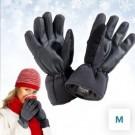 batteriebetriebene beheizbare Handschuhe gegen kalte Hände