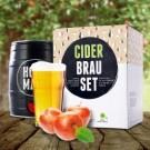 unkompliziertes Apfel Cider Brauset zum selber Brauen