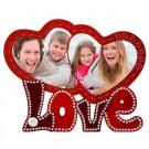 Liebes-Aufsteller mit deinen Fotos