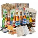 12 verschiedene Biere von 5 Kontinenten