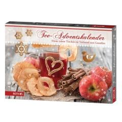 Adventskalender mit Teeprodukten