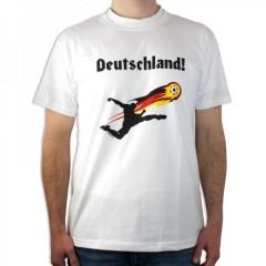 Deutschland Fußball T-Shirt
