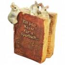 niedliche Spardose - Ein paar Mäuse fürs Sparbuch