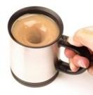 Der selbstrührende Tasse