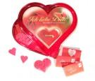Ich liebe Dich Herzdose