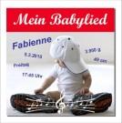 Eigenes personalisiertes Lied für das Baby auf CD