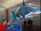 Ferngesteuerter Luft-Hai-Fisch