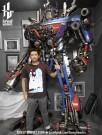 Optimus-Prime Statue, 2,7 Meter hoch