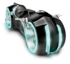 Tron Motorrad