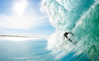 Wasser, Wind und Welle