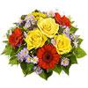 Blumenstrauss Geschenk