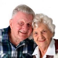 Oma und Enkelin&excl